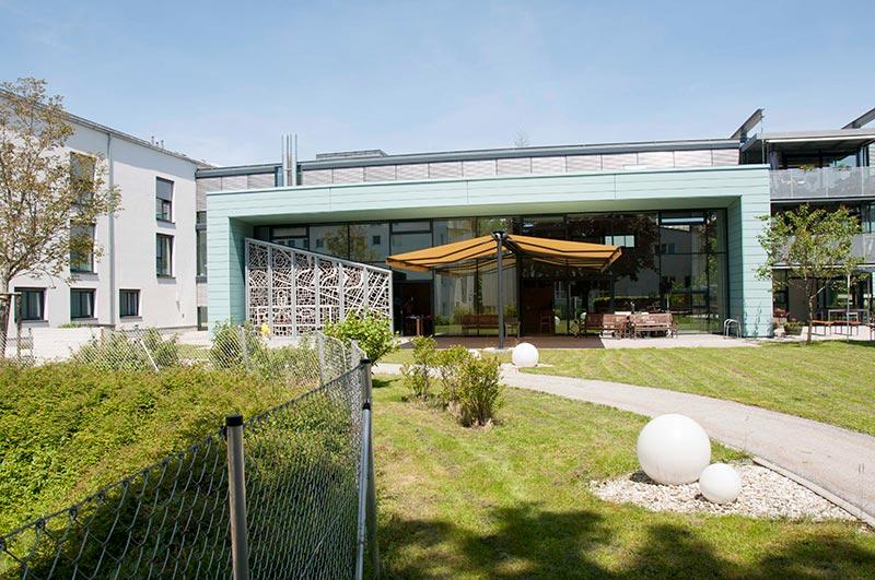 Pflegeheim: Ried Haus 1